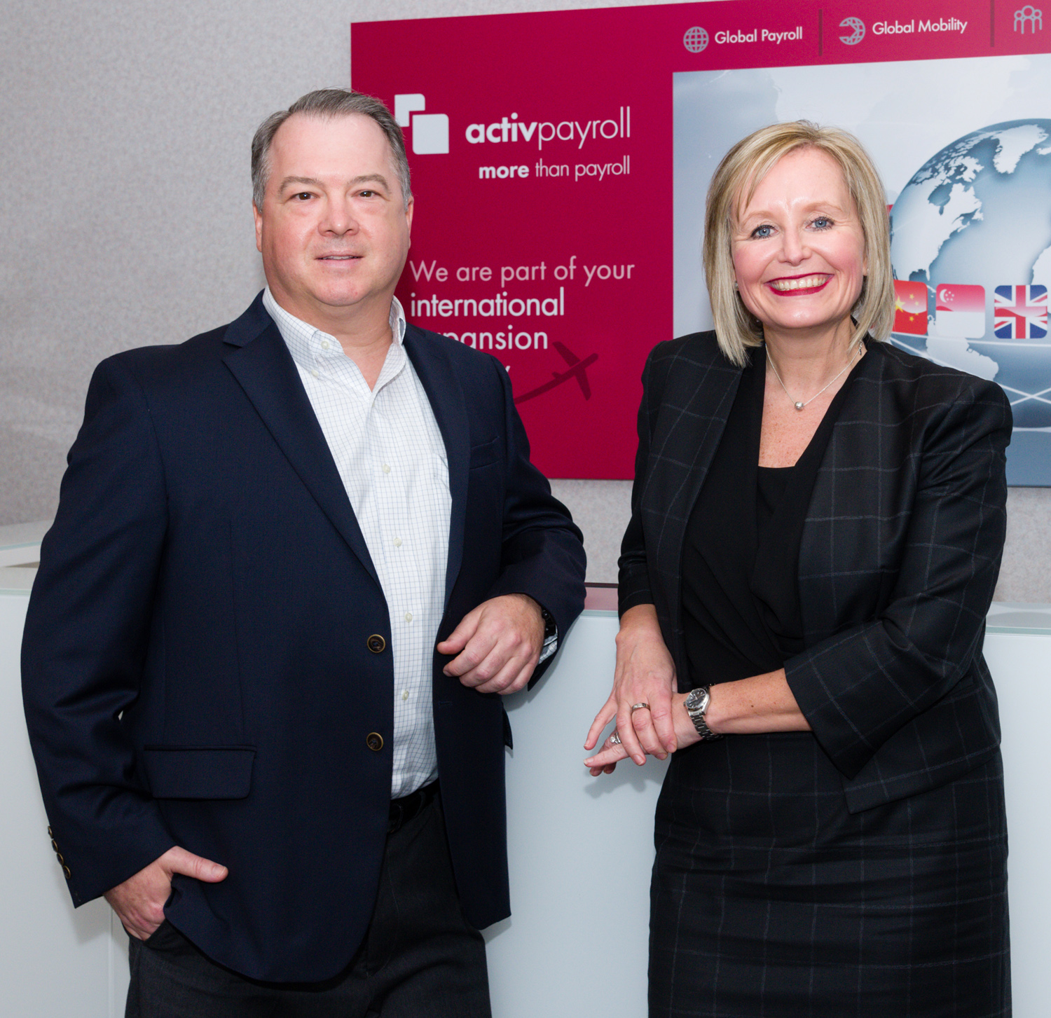 activpayroll continues global expansion with additional USA office