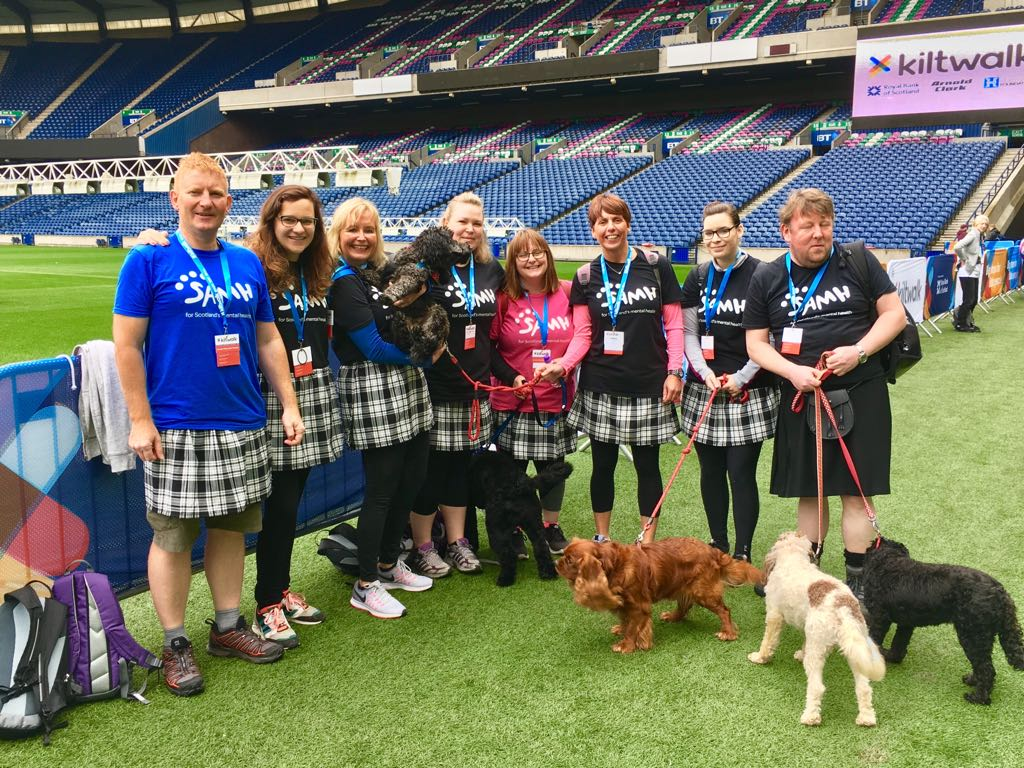 activpayroll introduces two Scottish charities to fundraising efforts