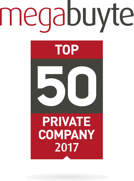 activpayroll recognised in Megabuyte Top 50 Private Companies 2017