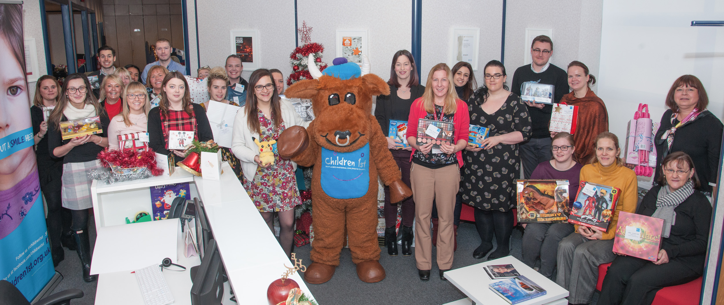 activpayroll Supports Four Deserving Charities this Christmas