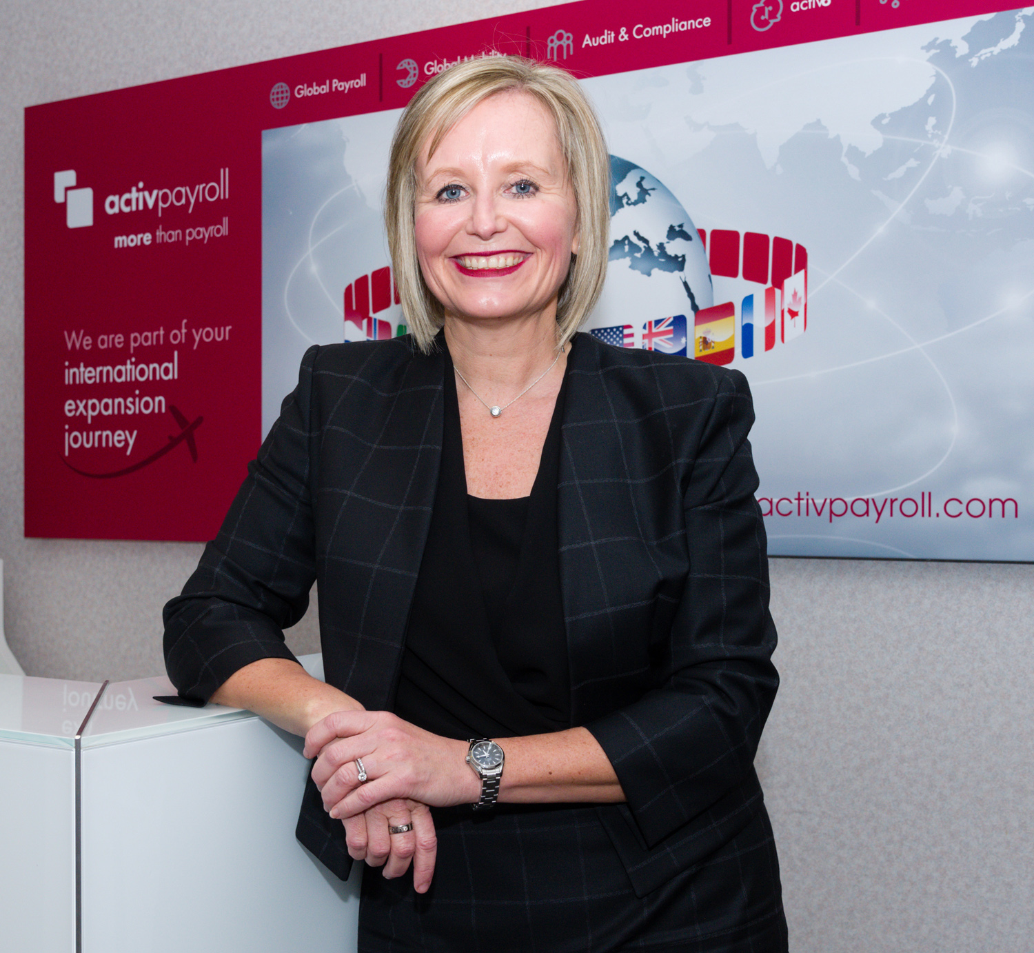 Alison Sellar Shortlisted for UK Private Business Woman of the Year Award
