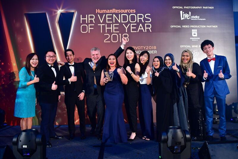 activpayroll Wins Top Singapore Award