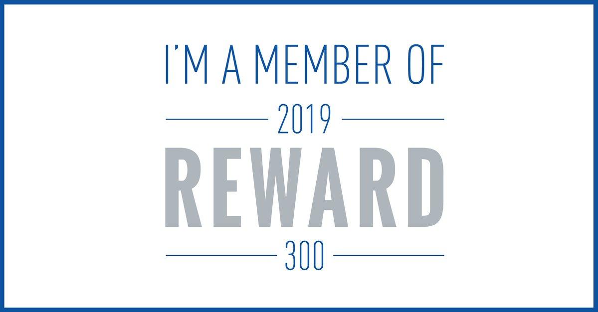 Alison Sellar Recognised in the 2019 Reward 300